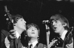 Beatles in New Zealand 1964 7