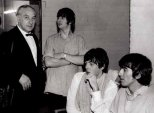 Beatles 141 - Bournemouth Backstage - August - 1964