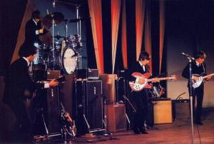 Beatles no Hollywood Bowl 1