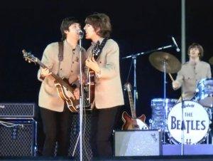 Beatles Shea Stadium 5