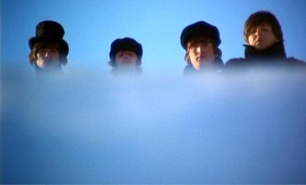 Beatles 37 - The Beatles filming Help! 1965