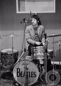 Paul 524 - Paul McCartney recording - Sgt. Pepper - 1967