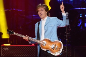 Paul McCartney In Concert - Chicago, Illinois