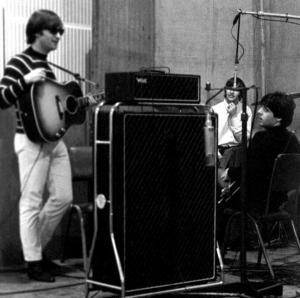 Beatles 50 - Recording 'Beatles for Sale', Autumn 1964.