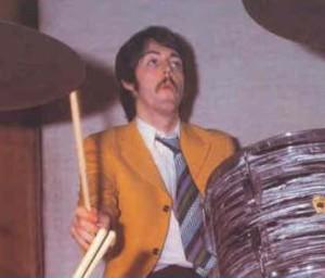 Paul 229 - February 24th, 1967 - Studio Session for Lovely Rita