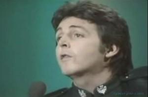 Paul 264 - Mull Of Kintyre - 1977