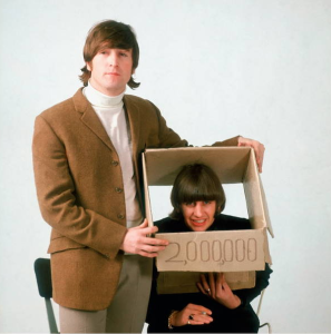 John e Ringo 3 - Beatles For Sale.