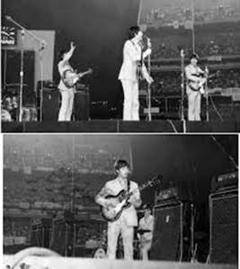 Beatles 84 - Coliseu Seattle - 25 de agosto de 1966