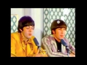 Beatles 89 - Press Conference at Seattle Coliseum, WA on 25 August 1966