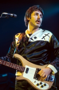 Paul 76 - Paul grew a mustache for the Wings over Europe tour in late '76