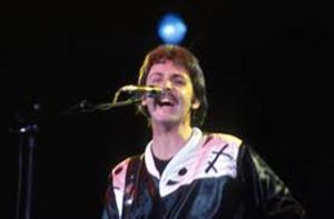 Paul 77 - Paul grew a mustache for the Wings over Europe tour in late '76