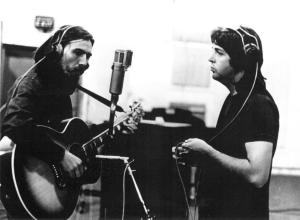 Paul e George 09 - abbey road