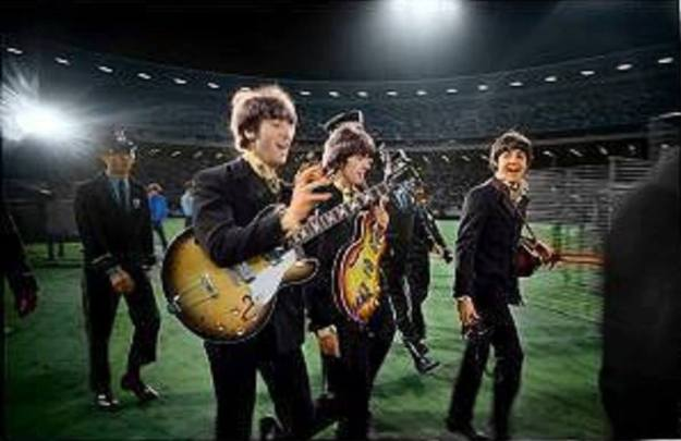 Beatles 383 - August 29th 1966, the Beatles played their last concert at Candlestick Park, San Francisco